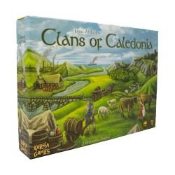 Clans of Caledonia (2017) - настолна игра