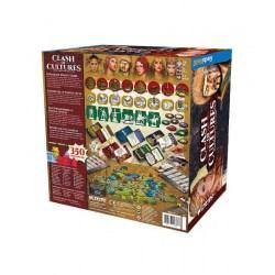 (Pre-order) Clash of Cultures: Monumental Edition (2020) - настолна игра