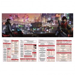 Cyberpunk Red RPG: Data Screen в D&D и други RPG / Други RPG