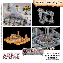 The Army Painter - Gamemaster Terrain Primer: Dungeon & Subterrain (300ml) в Army Painter спрейове