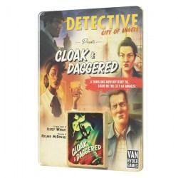 (Pre-order) Detective: City of Angels - Cloak & Daggered Expansion (2021) - разширение за настолна игра