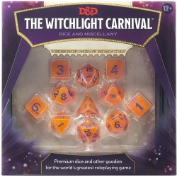 (Pre-order) Dungeons & Dragons RPG 5th Edition: Witchlight Carnival D&D Dice & Miscellany в D&D и други RPG / D&D Зарове