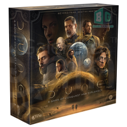 (Pre-order) Dune: A Game of Conquest and Diplomacy (Film Version, 2021) - настолна игра