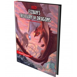 (Pre-order) Dungeons & Dragons RPG 5th Edition: D&D Fizban's Treasury of Dragons в D&D и други RPG / D&D 5th Edition / D&D други правила