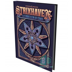 Dungeons & Dragons RPG 5th Edition: D&D Strixhaven: A Curriculum of Chaos (Alternate Cover, Limited Edition) в D&D и други RPG / D&D 5th Edition / D&D приключения