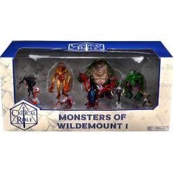 Dungeons & Dragons Fantasy Miniatures: Critical Role - Monsters of Wildemount Premium Box Set 1 в D&D и други RPG / D&D Миниатюри