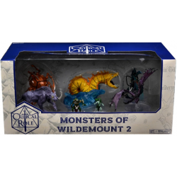 Dungeons & Dragons Fantasy Miniatures: Critical Role - Monsters of Wildemount Premium Box Set 2 in D&D Miniatures
