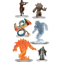 Dungeons & Dragons Fantasy Miniatures: Icons of the Realms - Summoned Creatures Box Set 2 in D&D Miniatures