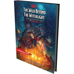 (Pre-order) Dungeons & Dragons RPG 5th Edition: D&D The Wild Beyond the Witchlight (Hardcover) в D&D и други RPG / D&D 5th Edition / D&D приключения