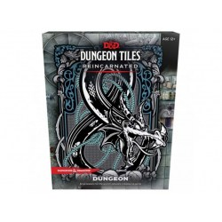 Dungeons & Dragons RPG 5th Edition: Dungeon Tiles Reincarnated - Dungeon в D&D и други RPG / D&D карти и аксесоари