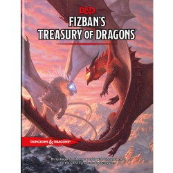 Dungeons & Dragons RPG 5th Edition: D&D Fizban's Treasury of Dragons in D&D Other Rulebooks