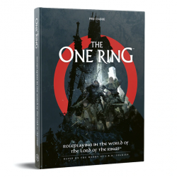 (Pre-order) The One Ring RPG: Second Edition - Core Rules (Standard Edition) в D&D и други RPG / Други RPG