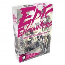 Epic Encounters: Labyrinth of the Goblin Tsar (D&D 5E Compatible) в D&D и други RPG / D&D Миниатюри