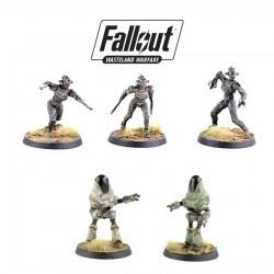 Fallout: Wasteland Warfare - Assaultrons & Protectors Box in Fallout: Wasteland Warfare