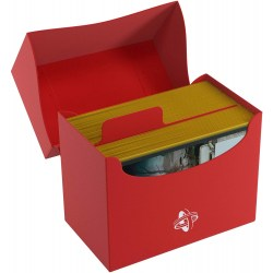 Gamegenic Red Side Deck Holder (80+) в Кутии за карти