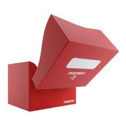 Gamegenic Red Side Deck Holder XL (100+) in Box organizers