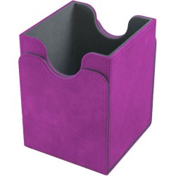 Gamegenic Squire Deck Holder (100+) - Purple in Deck boxes