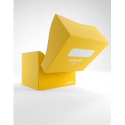Gamegenic Yellow Side Deck Holder XL (100+) in Deck boxes