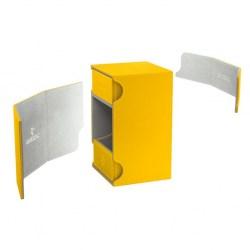 Gamegenic Yellow Watchtower Deck Holder (100+) в Кутии за карти
