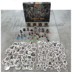 Gamestart Edizioni Fantasy World Creator: Dungeon & Town Character Pack в D&D и други RPG / Pathfinder / D&D Pawns