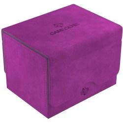 Gamegenic Sidekick Deck Holder (100+) - Purple в Кутии за карти