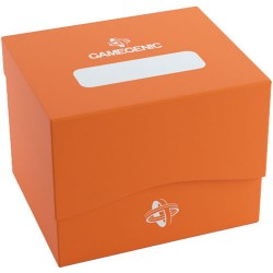 Gamegenic Orange Sideholder XL (100+) in Deck boxes