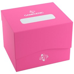 Gamegenic Pink Sideholder XL (100+) in Deck boxes