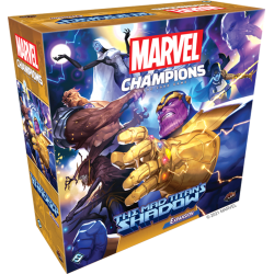 (Pre-order) Marvel Champions: The Card Game - The Mad Titan's Shadow Expansion (2021) - разширение за настолна игра