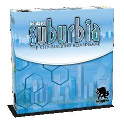 Suburbia (Second Edition, 2021) - настолна игра