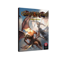 Dungeons & Dragons RPG 5th Edition: Creatures & Monsters - Ulgralath's Seal (5E Softcover, Adventure Book, Juegorama) в D&D и други RPG / D&D 5th Edition / D&D приключения