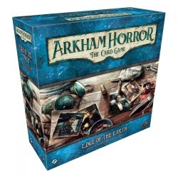 Arkham Horror: The Card Game - Edge of the Earth Investigator Expansion (2021) - разширение за настолна игра