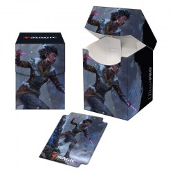 Ultra Pro Magic: Kaldheim - Kaya the Inexorable Deck Box (100+) в Кутии за карти