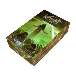 Kemet: Blood and Sand – Book of the Dead Expansion (2021) - разширение за настолна игра