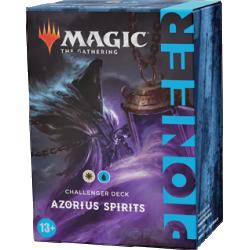 MTG: Pioneer Challenger Decks 2021 - Azorius Spirits Deck in Magic: the Gathering