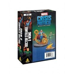 Marvel: Crisis Protocol – Doctor Strange & Wong Expansion (2020) Board Game