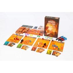 Mining Colony (2021) - настолна игра