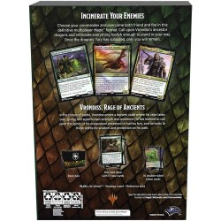 (Pre-order) MTG: Dungeons & Dragons D&D Adventures in the Forgotten Realms Commander Deck - Draconic Rage в Magic: the Gathering