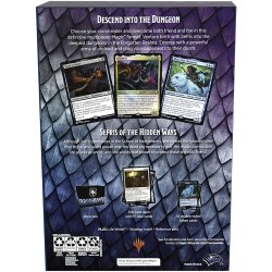 (Pre-order) MTG: Dungeons & Dragons D&D Adventures in the Forgotten Realms Commander Deck - Dungeons of Death в Magic: the Gathering