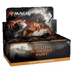MTG: Innistrad: Midnight Hunt Draft Booster Display Box (36) in Magic: the Gathering