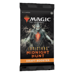MTG: Innistrad: Midnight Hunt Draft Booster (1) в Magic: the Gathering