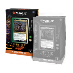 MTG: Innistrad: Midnight Hunt Commander Deck - Coven Counters in Magic: the Gathering