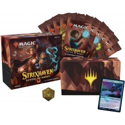 MTG: Strixhaven: School of Mages Bundle (10 Booster Packs) в Magic: the Gathering