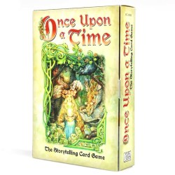 Once Upon a Time: The Storytelling Card Game ‐ English third edition (2012) - настолна игра