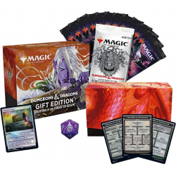 MTG: Dungeons & Dragons D&D Adventures in the Forgotten Realms Gift Bundle в Magic: the Gathering