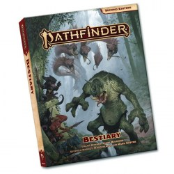 Pathfinder RPG 2nd Edition: P2 Bestiary Pocket Edition (Softcover, 2021) в D&D и други RPG / Pathfinder 2nd Edition