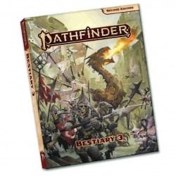 Pathfinder RPG 2nd Edition: P2 Bestiary 3 Pocket Edition (Softcover, 2021) in Pathfinder 2nd Edition Books