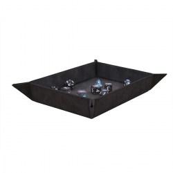 "Ultra Pro Velvet Folding Dice Tray (13.5"" x 6.5"") - Jet в Други аксесоари"