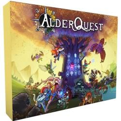 AlderQuest (2021) - настолна игра