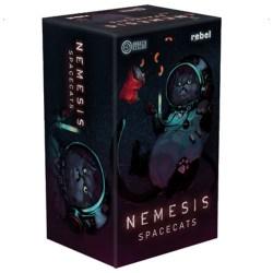 (Pre-order) Nemesis: Spacecats Cosmetic Expansion (2021) - допълнение за настолна игра