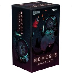 Nemesis: Spacecats Cosmetic Expansion (2021) - допълнение за настолна игра